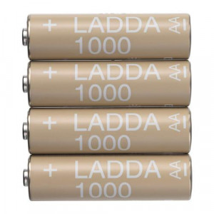 Аккумуляторная батарейка 1000 Ма ЛАДДА в Болотном фото